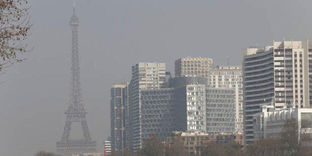 Teil-Fahrverbot gegen unerträglichen Smog