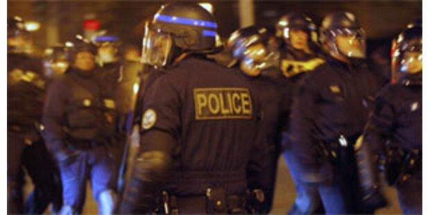 Unruhen von Paris greifen auf Toulouse über