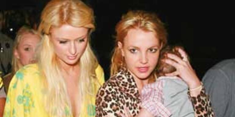 Parist Hilton & Britney Spears