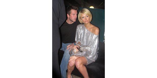 Hat Paris Hilton sich Doug Reinhardt geangelt?