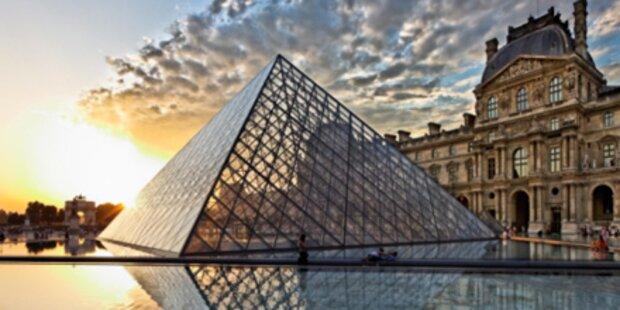 Paris ist Liebe, Kunst und Essen
