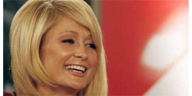Paris Hilton sucht Freunde via Internet
