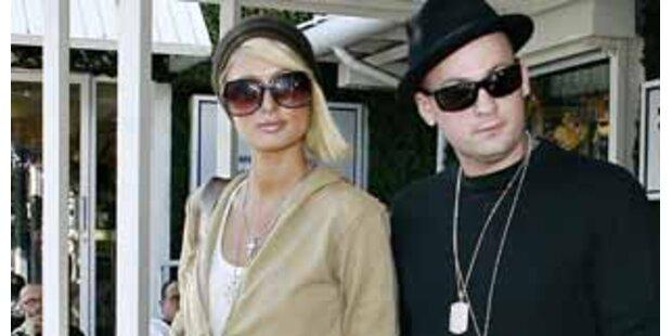 Hat Paris Hilton sich mit Benji Madden verlobt?