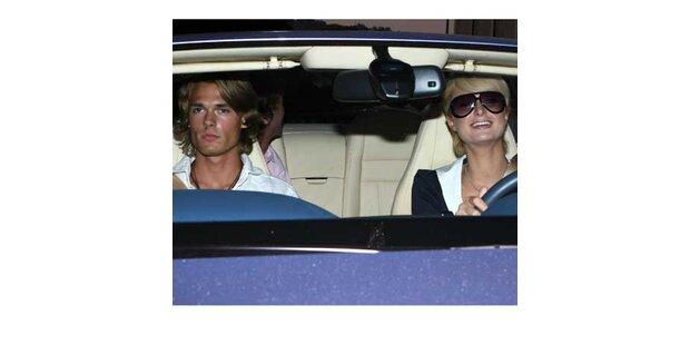 Gerüchte über neues Liebesglück für Paris Hilton