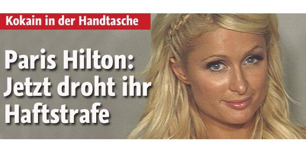Paris Hilton: Jetzt droht ihr Haft