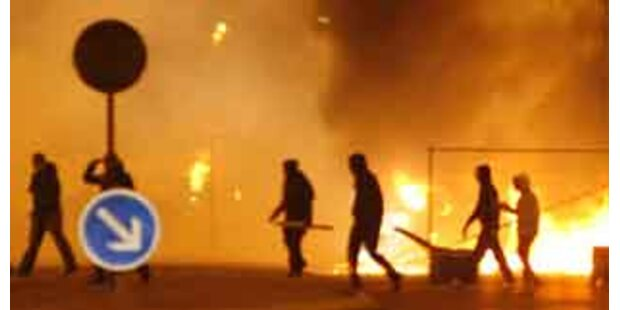 17 Festnahmen in Pariser Vorstadt
