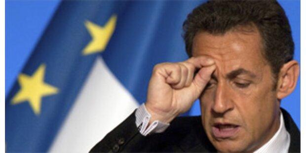 Sarkozy verbietet Vodoo-Puppen mit seinem Äußeren