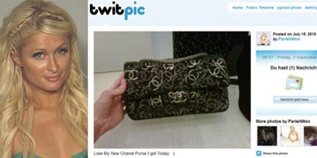 Paris Hilton: Ihre Taschenlüge
