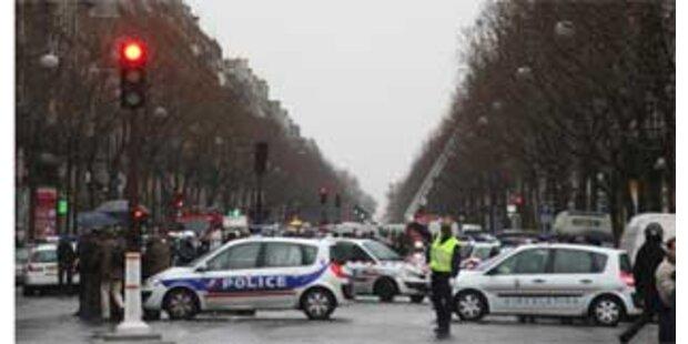 Eine Tote bei Explosion in Sarkozys Ex-Kanzlei