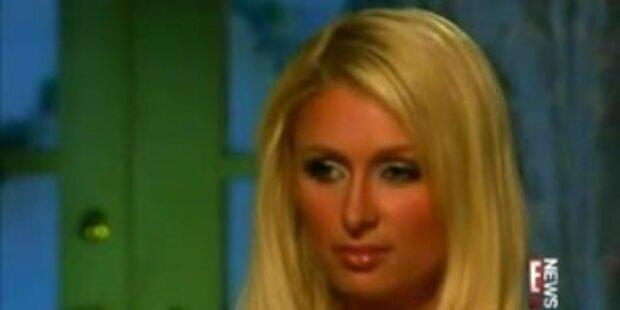Paris Hilton bricht TV-Interview ab