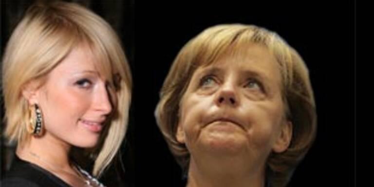 Paris will Merkel Strähnchen verpassen