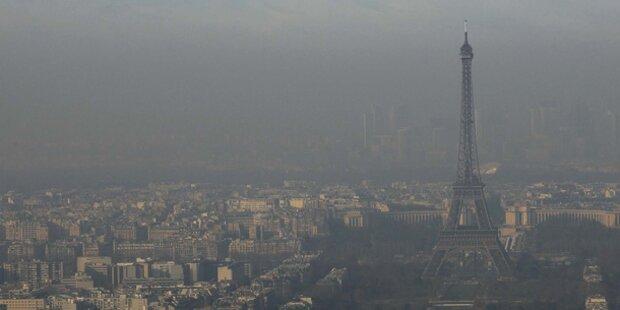 Paris: Aus für gemütliches Kaminfeuer