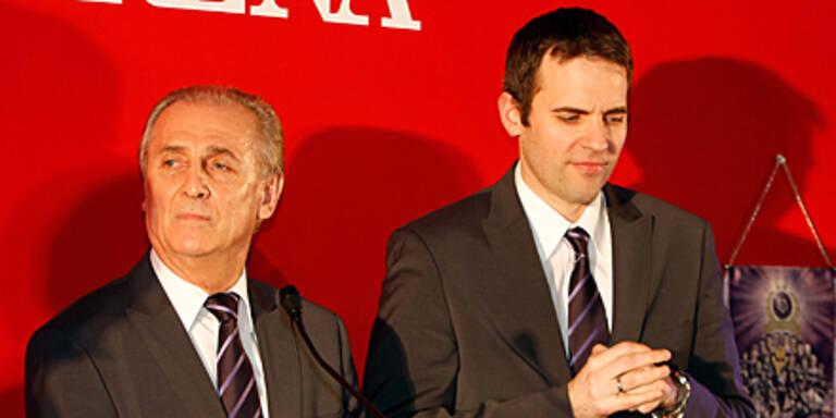 Austria verlängert Manager-Verträge