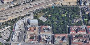 Totes Baby in Wiener Park gefunden