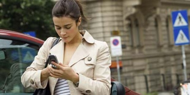 Österreich: Bezahlen mit dem Handy boomt