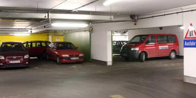 Mann suchte 3 Wochen nach geparktem Auto