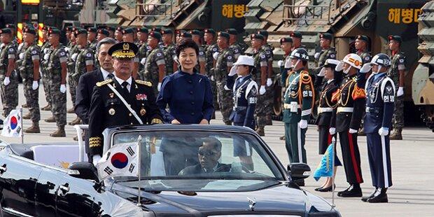 Nordkorea droht mit