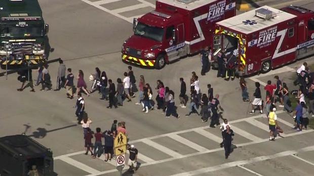 Tote und Verletzte bei Amoklauf an Schule im US-Bundesstaat Florida