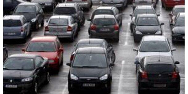 Chinas Automarkt boomt wie nie zuvor