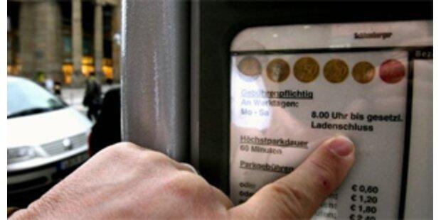 22-jähriger Mann manipulierte Parkscheinautomaten