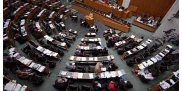 Nationalrat fällt letzte Beschlüsse des Jahres