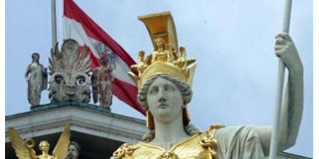 Politiker-Abfertigungen kosteten 5,3 Mio. Euro