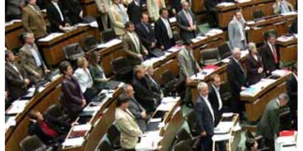 Parlament für genauere Ermittlung bei Vermissten