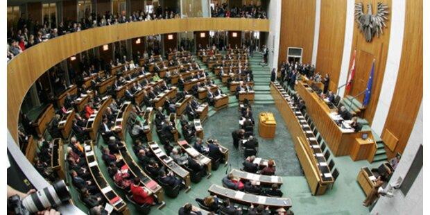 Antrag zum Bundesministerien-Gesetz eingebracht