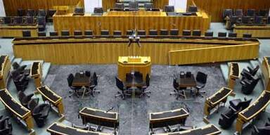Parlamentsumbau kostet 56,9 Millionen