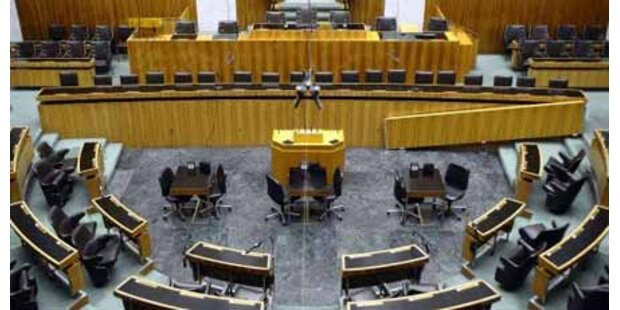 Budgetbegleitgesetz im NR beschlossen