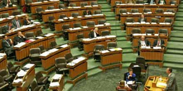 Parlamentarische Anfragen auf Rekordkurs