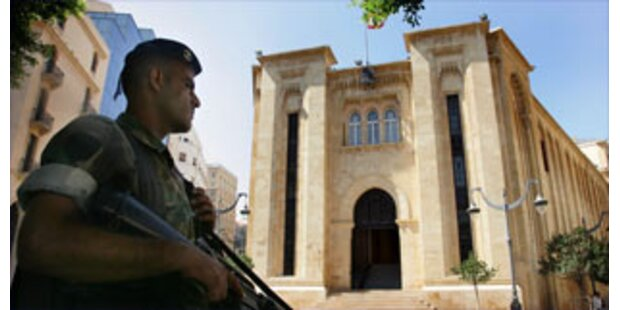 Präsidenten-Wahl im Libanon verschoben