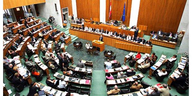 FPÖ trägt Parlament-Umbau nicht mit