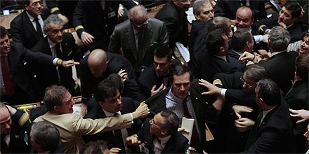 Parlament Schlägerei