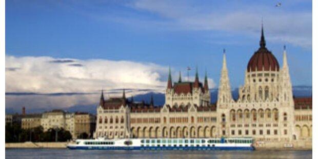 Auf nach Budapest