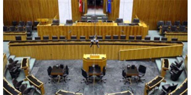 2012: Weniger Arbeit für Parlamentarier