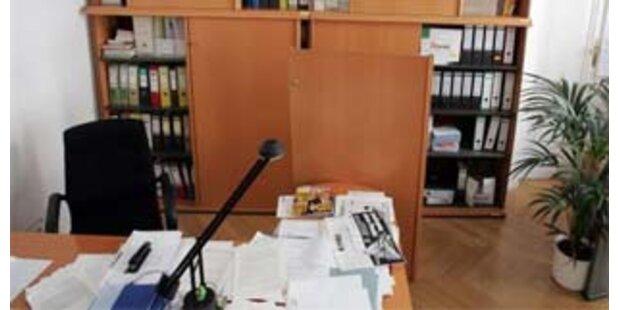 Neuaufteilung der Parlaments-Klub-Büros geklärt