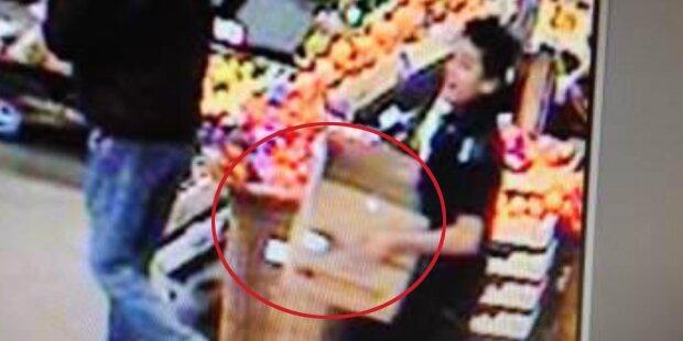 29 kg schwerer Parmesan gestohlen
