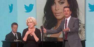 Kardashian-Twitter Nachrichten als Superhit