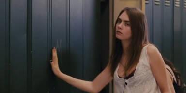 Cara Delevingne als Schauspielerin