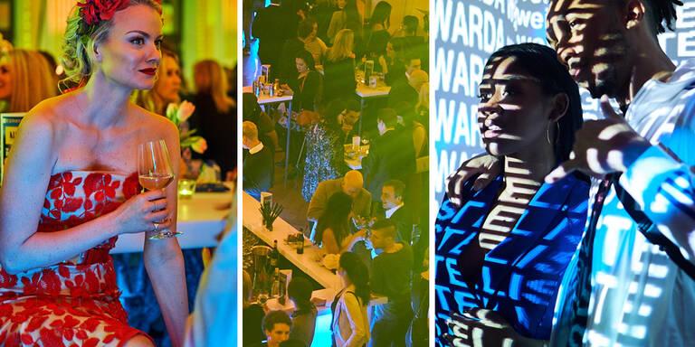 Party: So feierte die Digital-Prominenz