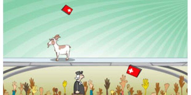 Schweiz stimmt über Einbürgerungs-Modus ab