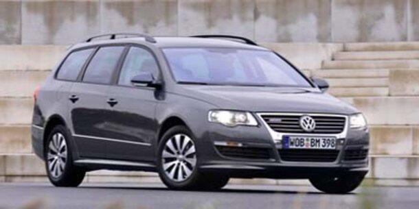 VW Passat Variant 1,6 TDi Bluemotion