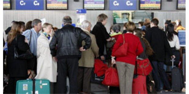 EU sammelt Flugpassagier-Daten