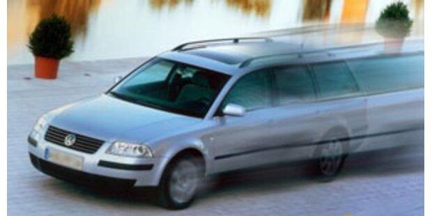Amokfahrerin lieferte Polizei Hetzjagd in Salzburg