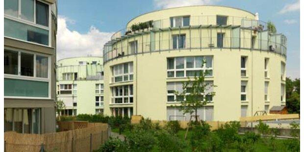 Wien baut Vorreiterrolle im Passivhaussektor aus