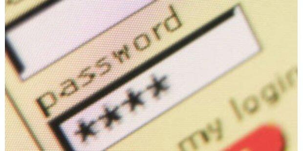 Webseite hilft beim Ausdenken von Passwörtern