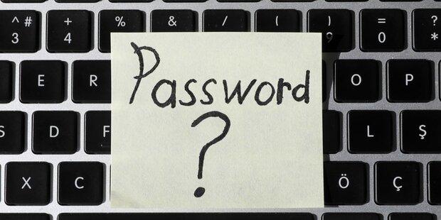 Experten-Tipps für ein sicheres Passwort