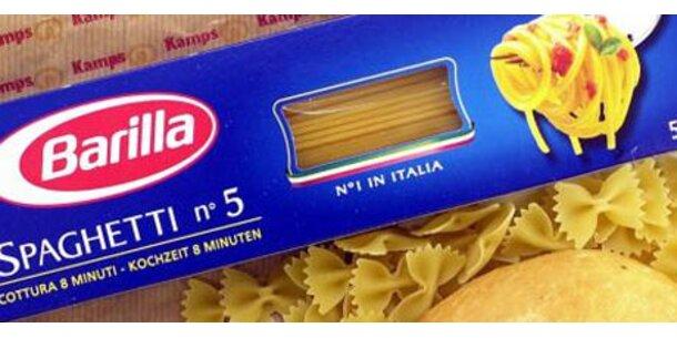 Pasta-Streik gegen hohe Weizenpreise