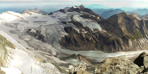 Kampf gegen die Gletscherschmelze